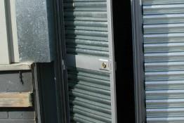 Roller Shutter Wicket Door 1