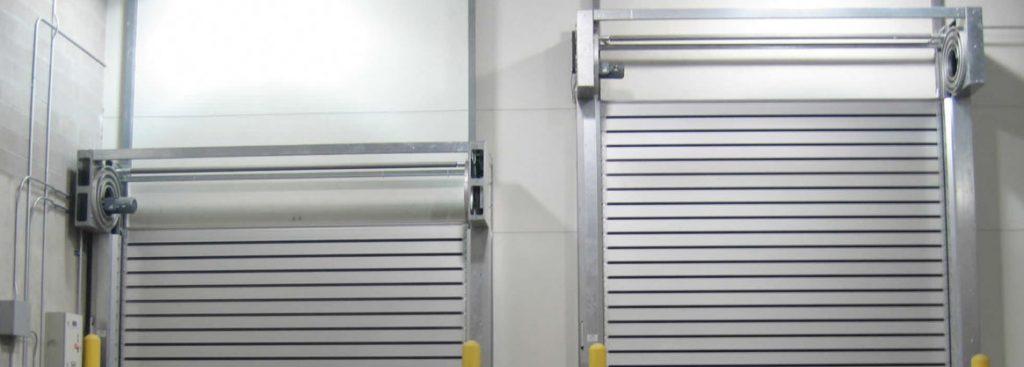 Steel Roller Shutter Doors