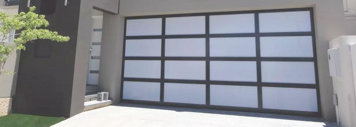 Aluminium Garage Doors Pretoria